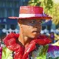 Carnival Dancer Royalty Free Stock Image