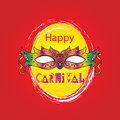Carnival Mask Royalty Free Stock Photo