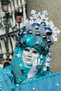 Carnival Mask of Venice Carnival Royalty Free Stock Photo
