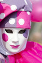 Carnival mask in Venice Italy Royalty Free Stock Photography