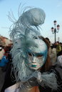 Carnival mask from venice masquerade in Royalty Free Stock Photos