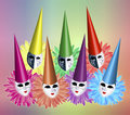 Carnival Masks Royalty Free Stock Photos