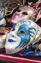 Carnival masks of Venice Royalty Free Stock Image