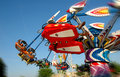 Carnival Ride Royalty Free Stock Photo
