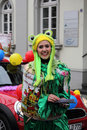 Carnival street parade wiesbaden germany Stock Images