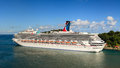 Carnival Valor Royalty Free Stock Photography