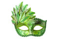 Carnival Venetian mask Royalty Free Stock Photo