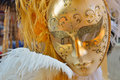 Carnival of Venice Royalty Free Stock Image