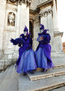 Carnival in Venice Royalty Free Stock Image
