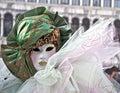 Carnival Venice, Mask Royalty Free Stock Photo