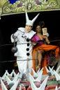 Carnival of Viareggio 2011, Italy Royalty Free Stock Images