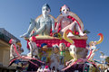 Carnival of Viareggio 2011, Italy Royalty Free Stock Photography