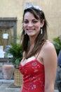 Carolina Bacardi Royalty Free Stock Photo