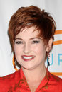 Carolyn Hennesy arrives at the 12th Annual Lupus LA Orange Ball Royalty Free Stock Images