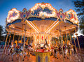 Carousel Royalty Free Stock Photo