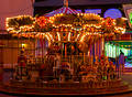 Carousel Royalty Free Stock Photography