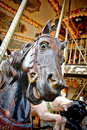 Carousel Horse Traditional Old...