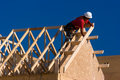 Carpenter Royalty Free Stock Photo