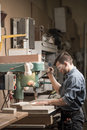 Carpenter In Professionally Eq...