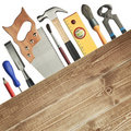 Carpentry background Royalty Free Stock Image