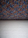 Carpet roll Royalty Free Stock Photos
