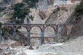 Carrara Bridge Stock Images