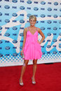 Carrie underwood arriving at the amerian idol season finale at the nokia theater in los angeles ca on may Stock Photos