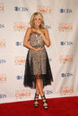 Carrie underwood at the press room for the people s choice awards nokia theater l a live los angeles ca Stock Photo