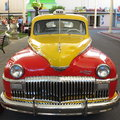 Carro DeSoto do vintage Foto de Stock