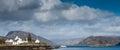 Carron plockton och fjord skottland Royaltyfri Foto