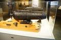 Carronade artillery piece Royalty Free Stock Photo