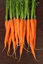Carrots Royalty Free Stock Photo