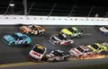 Cars wreck at Daytona Royalty Free Stock Photo