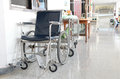 Cart patients of in hospital Royalty Free Stock Photo