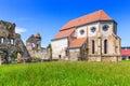 Carta, Sibiu. Royalty Free Stock Photo