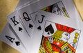 Cart�es de jogo Fotos de Stock Royalty Free