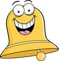 Cartoon bell ringing