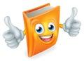 Cartoon Book Character
