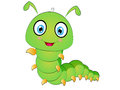 Cartoon Caterpillar Clip Art Royalty Free Stock Photo