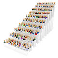 Cartoon Crowd, Stair Steps Stock Photos