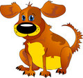 Cartoon dog Royalty Free Stock Image