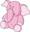 Cartoon Elephant Royalty Free Stock Photos