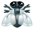 Cartoon fly bug