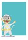 Cartoon Hanuman