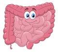 Cartoon intestines
