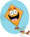 Cartoon kite