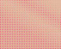 Cartoon pattern with circles, dots Halftone dotted background. Pop art style.