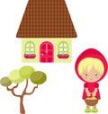 Cartoon Red Hood