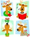 Cartoon Reindeer/eps