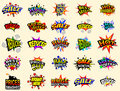 Cartoon Sale Icons Royalty Free Stock Images